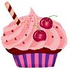 60 Second Cupcake Slots spielen!