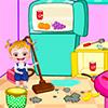 Baby Hazel Clean spielen!