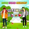 Boys Items Memory spielen!