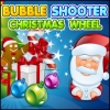 Bubble Shooter Christmas Wheel spielen!
