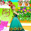 Frozen Garden Decor spielen!