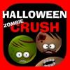 Halloween Zombie Crush spielen!