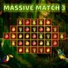 Massive Match 3 spielen!