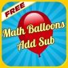 Math Balloons Addition Subtraction spielen!
