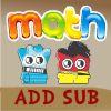Math Monster Add Sub spielen!