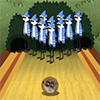 Mordecai Bowling spielen!