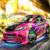 Racing Neon Car spielen!