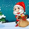 Santa Man spielen!